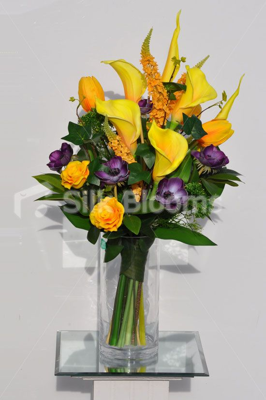 Beautiful And Elegant Real Looking Artificial Flower Arrangements In