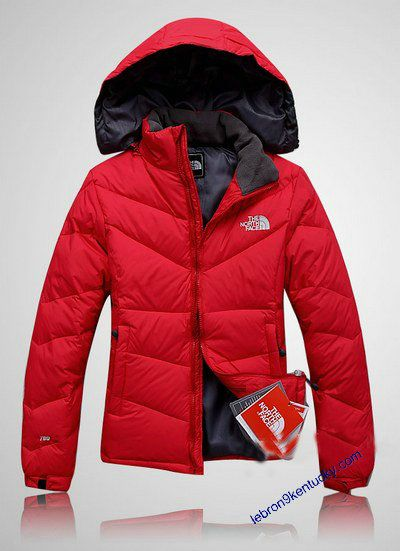 The North Face Womens Down Red Jackets North Face Jacket North Face Jacket Outlet North Face Women
