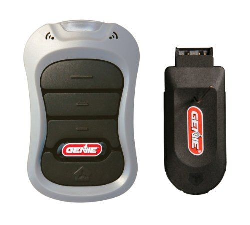 Genie Glrnr Close Confirm With Adapter Find Out More About The Great Product At The Image Link It I Revolution Series Genie Garage Door Garage Door Opener