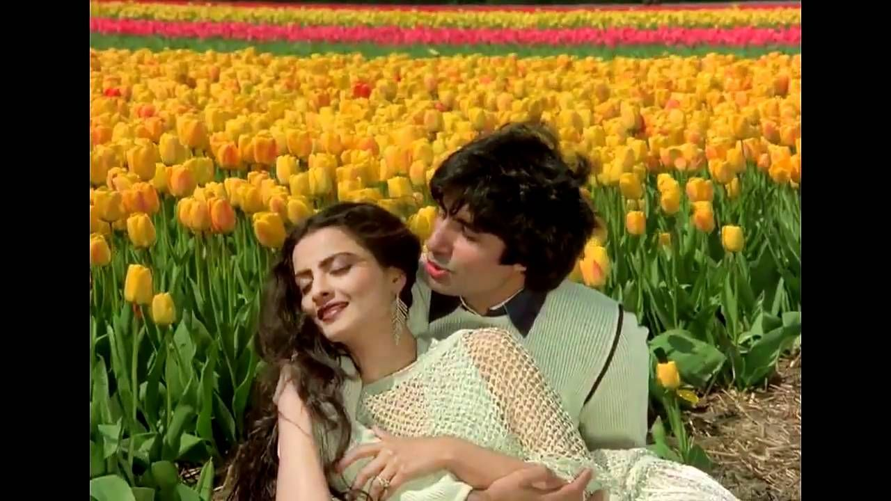 Song Dekha Ek Khwab To Movie Silsila Evergreen Songs Bollywood Music Bollywood Songs