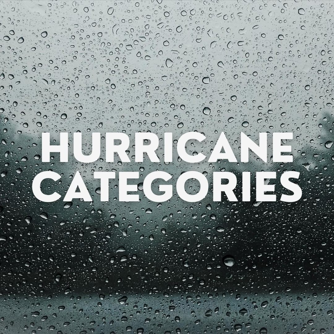 You Should Know The Difference Between Hurricane Categories 1 Thru 5 Hurricane Category 1 Hurricane With In 2020 Category 4 Category 5 Hurricane