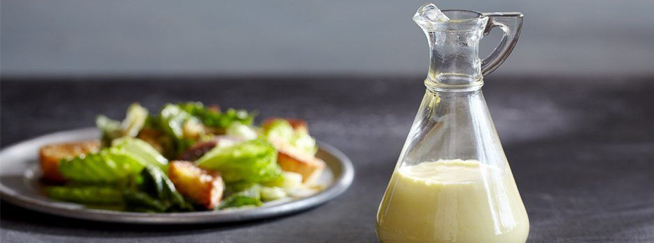 Add a little zest to your salad.