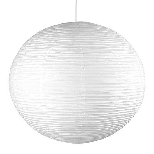 Ambient Modern Large 90cm White Round Sphere Globe Shaped