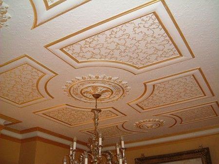 Wonderful Decorative Ceiling Rose 1 (450×338)