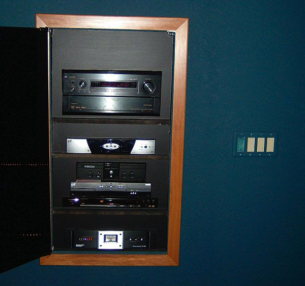 Home Theater Design Ideas Diy: DIY Reader Home Theater: A Theater In The Comfort Of Our