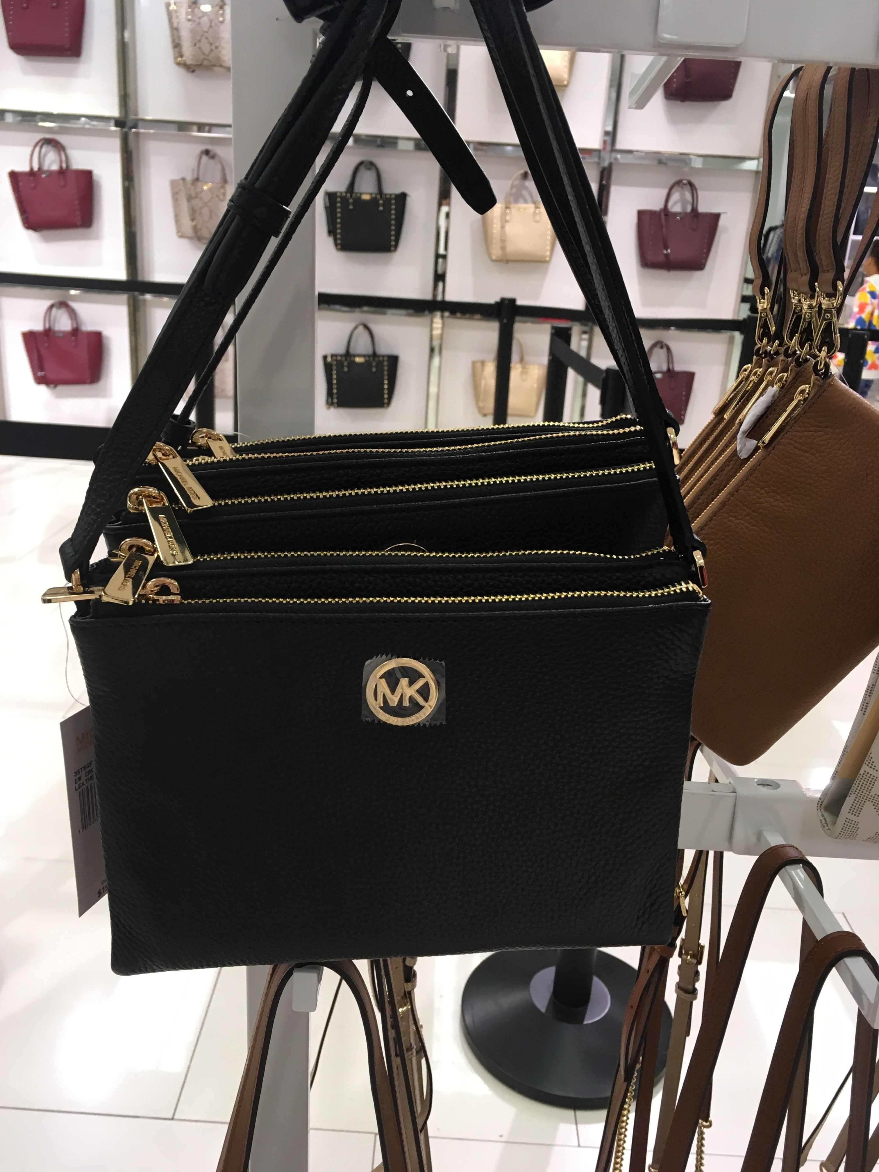 2ac39684e48d Awesome Concealed Carry Purse by Michael Kors (wish they had a better color  selection)