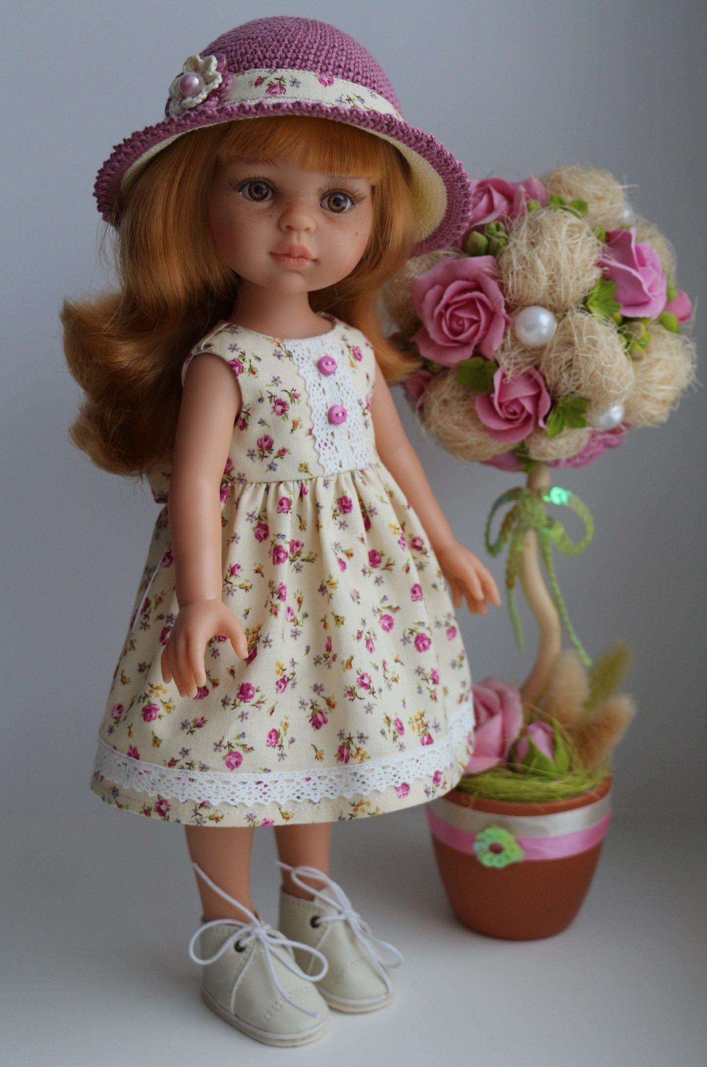 Испанские куклы Paola Reina | Кукольная мода | Pinterest | Puppen ...