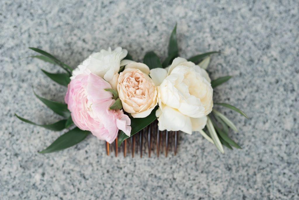 Pretty Summer Coral Peach Blush Wedding Flowers Utah Calie Rose