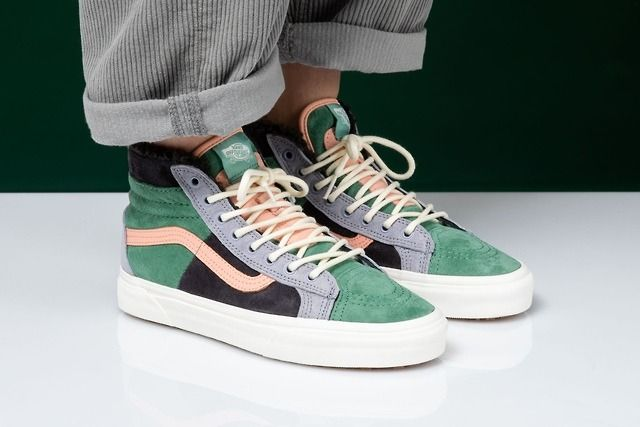 Custom shoes diy, Vans sk8 hi outfit