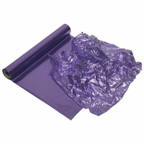 NEW Color- Amethyst Metallic Foil