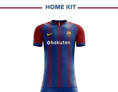 Fc Barcelona Football Kit 18 19.  5fa9c23d1