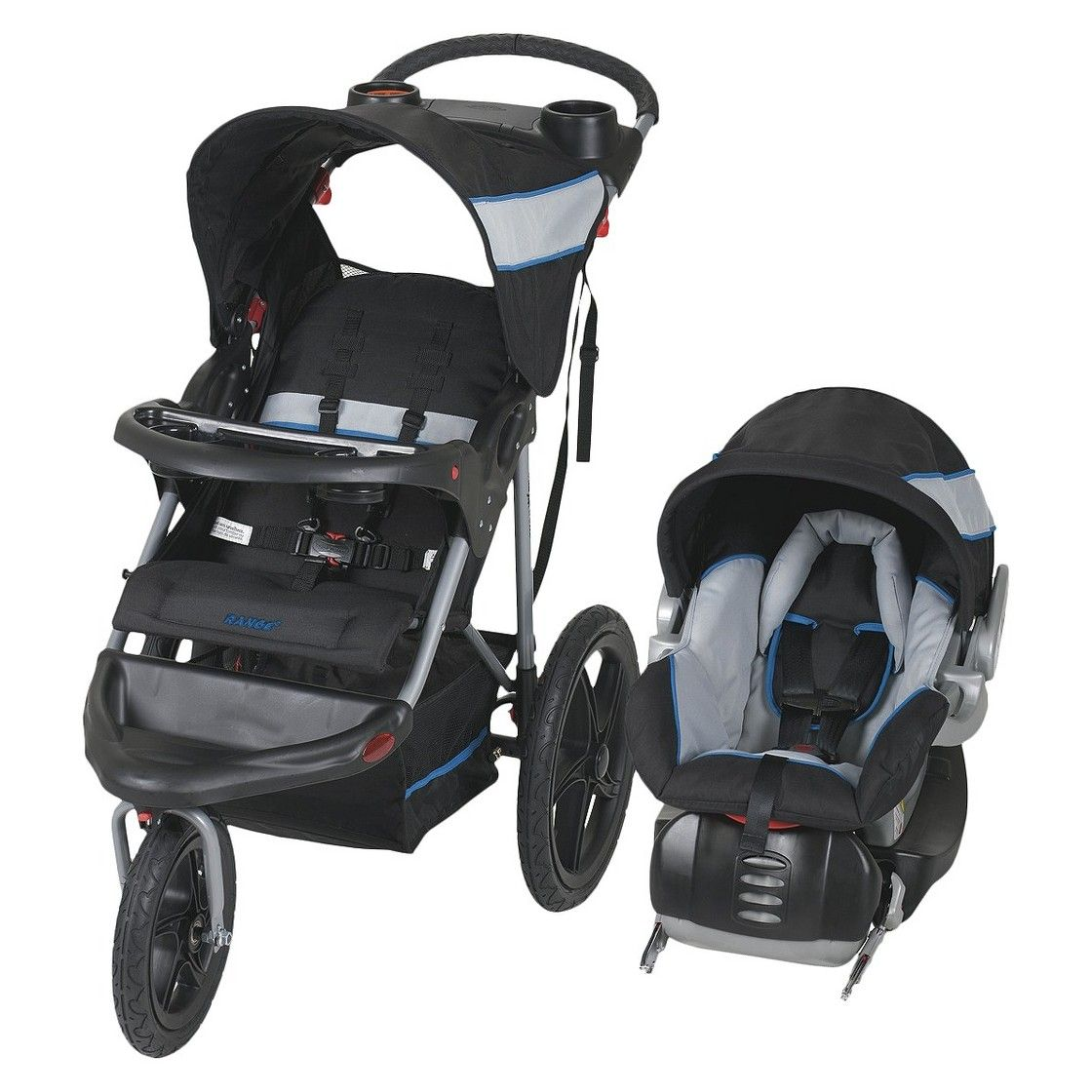 Baby Trend Jogger Travel System (With images) Baby trend