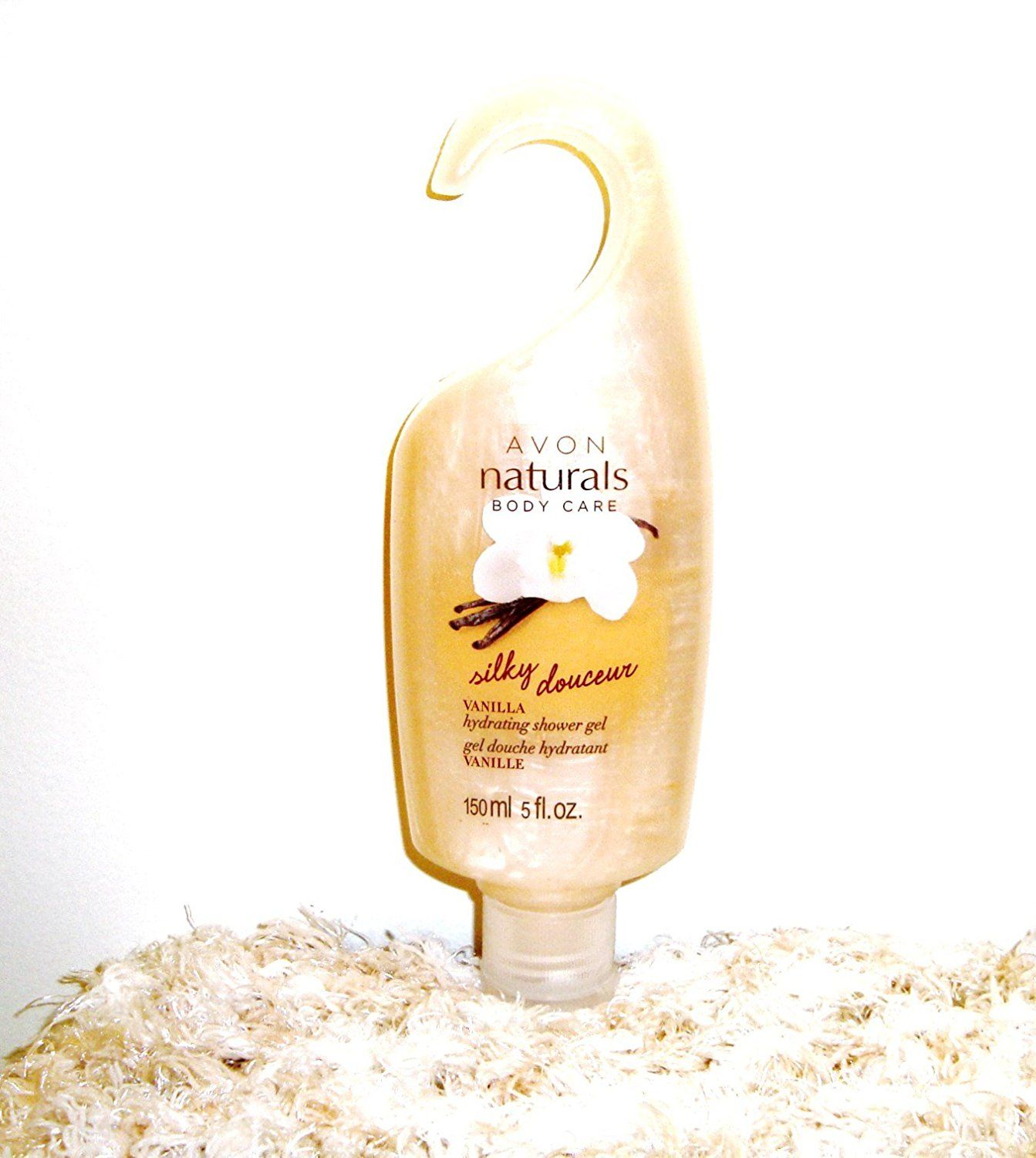 Avon Naturals Silky Vanilla Shower Gel 5 Oz See This Great St Ives Oatmeal Ampamp Shea Butter Body Wash 400ml Amazoncom Beauty