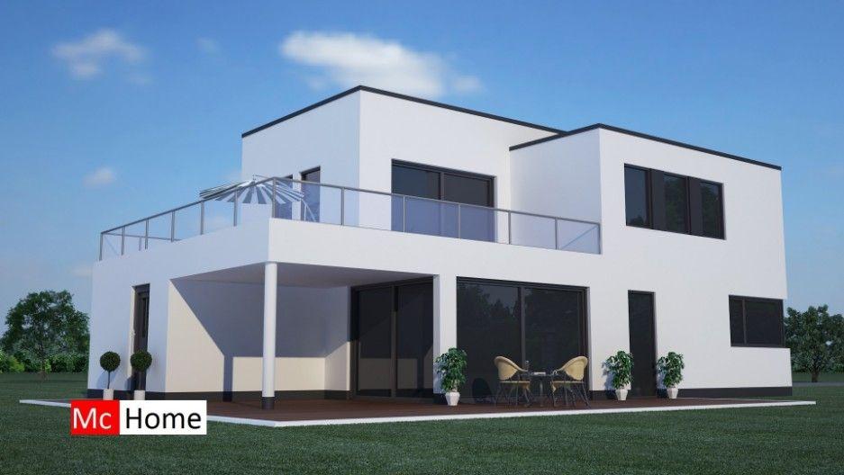 mc home homenl m23 moderne villa met groot dakterras passief aardbevingbestendig en gebouwd homestay kampar