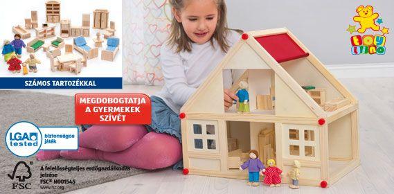 Babaház bei Aldi Kinderstube, Stube, Kinder
