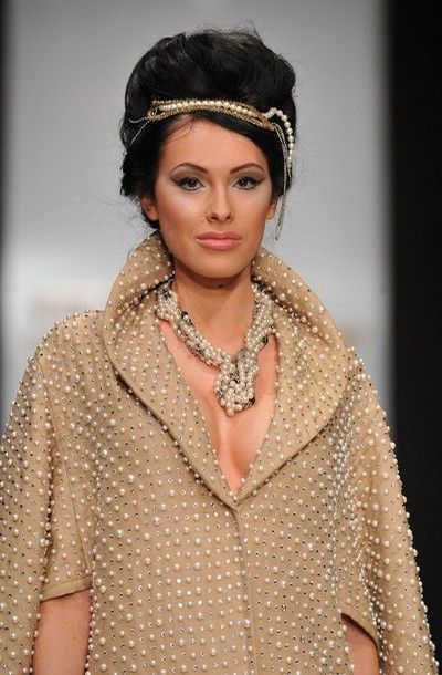 Mercedes-Benz Fashion Week Russia Fall/Winter 2011/2012 - Day 3