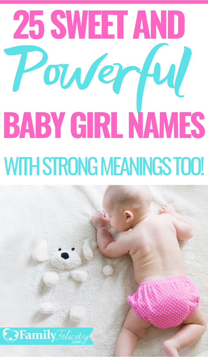 25 Beautiful Baby Girl Names That Bring the Romance Back