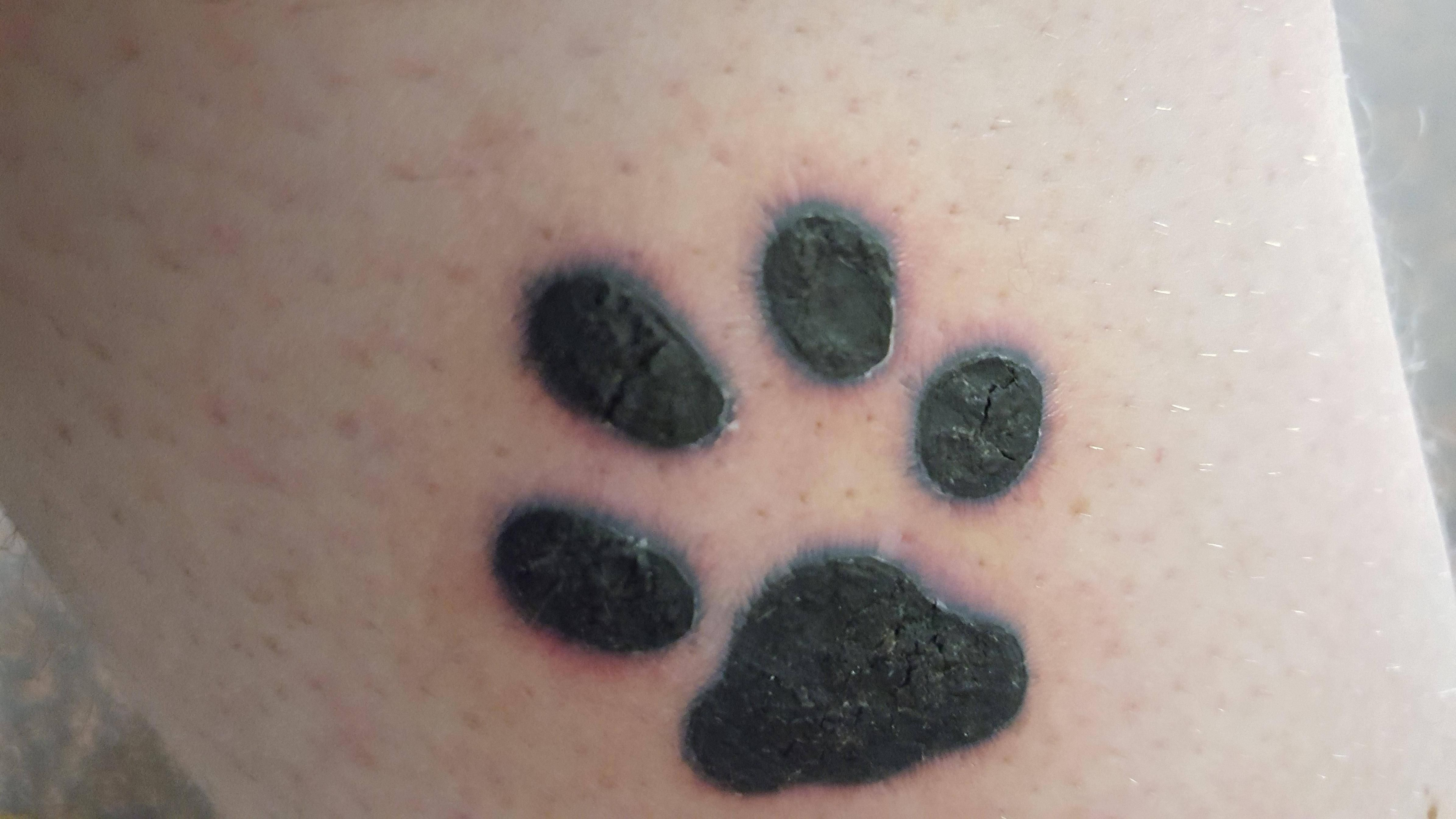 Home › Forums › Tattoo Forums › General Tattoo Discussion › Blowout