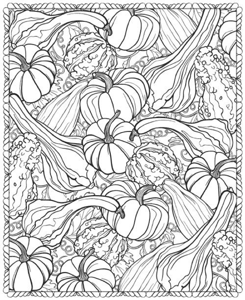 Best Halloween Coloring Books for Adults Coloring books, Happy - best of nice halloween coloring pages