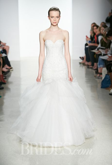 Brides: How To Find The Perfect Wedding Dress For Your Body Type   Wedding  Dresses