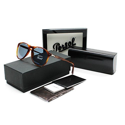 Persol is the brand favored by celebrities worldwide, as well as those who appreciate classic, understand and distincitv styling. The silver Persol arrow and patented Meflecto temples provide instant brand recognition and are an unmistakable mark of good taste. .