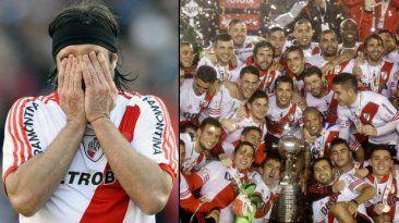 River Plate, del infierno al cielo en cuatro años. August 06, 2015.