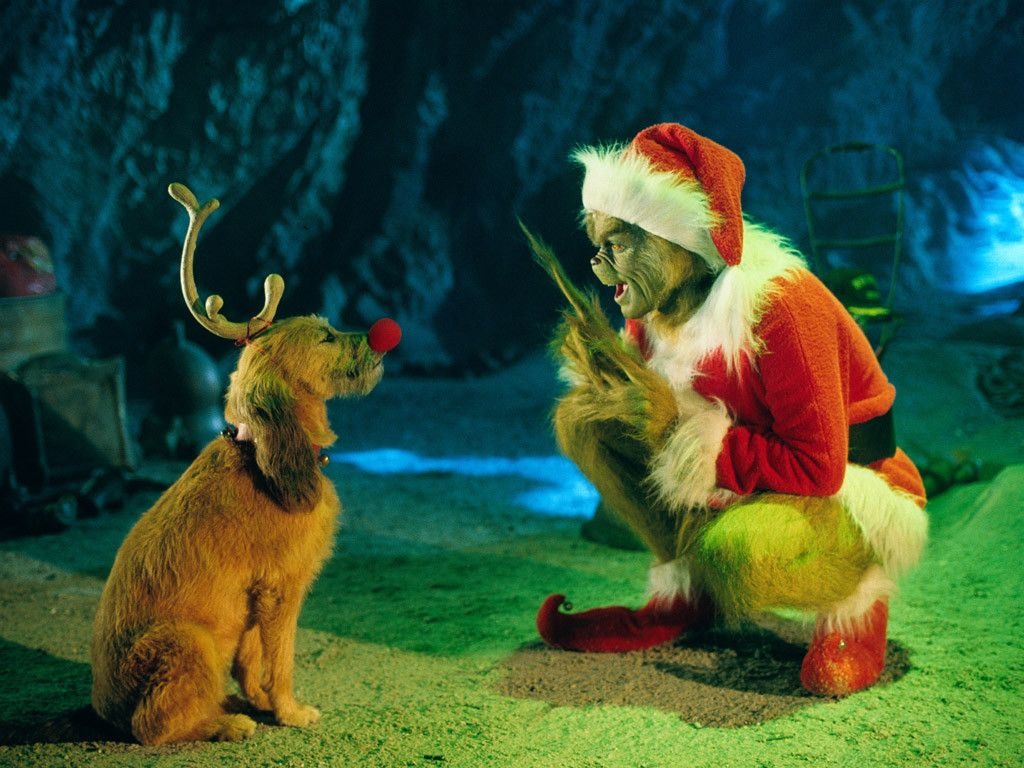 Il Grinch (Dr. Seuss' How the Grinch Stole Christmas) - Jim Carrey ...