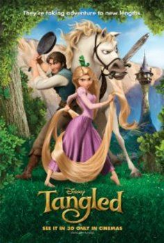 Math Movie Questions for Middle School that go along with the Movie Tangled! Great End of the Year Activity!