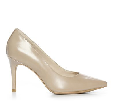 Nilson Shoes Pumps CLARKS, DINAH KEER Skinn Beige