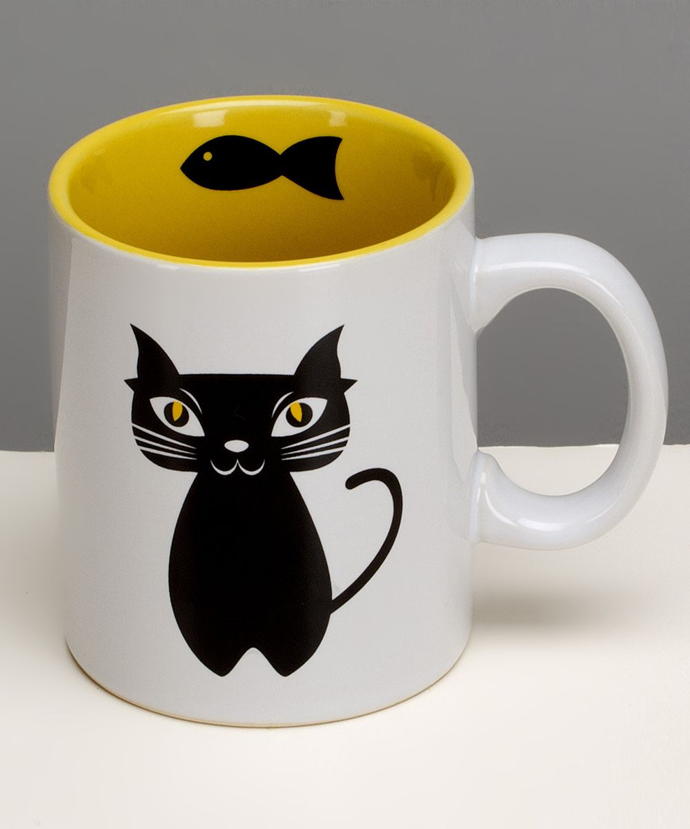 Chat Noir Mug Cats Mugs Cat Set