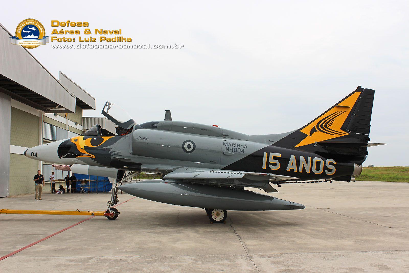 "Douglas A-4KU ""Skyhawk"" FAB"