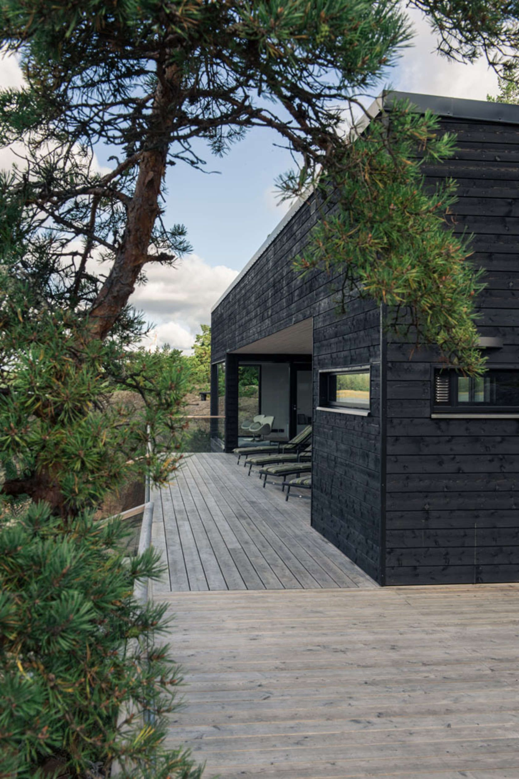 Summer Villa Viii Greenport In 2019 Black House