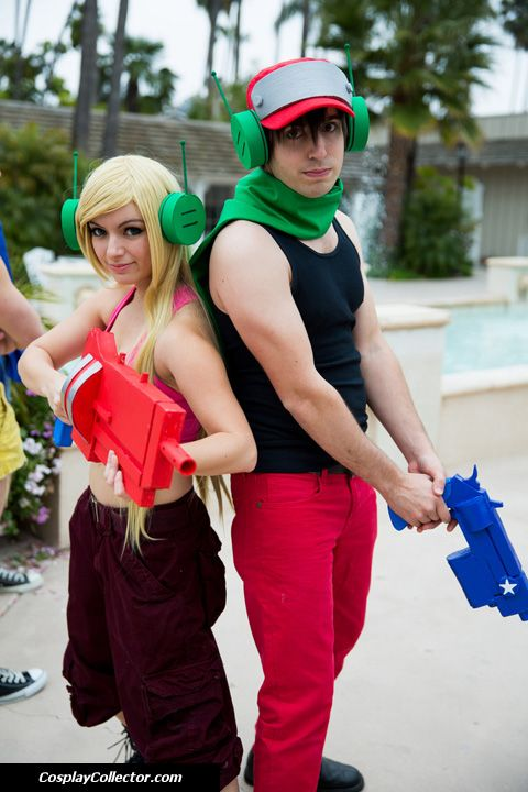 Quote cave story cosplay