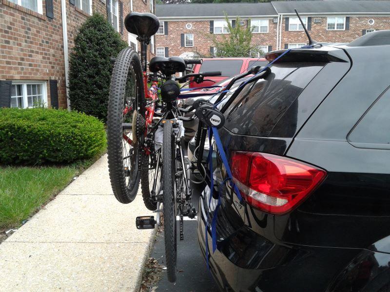 best subaru impreza bike racks
