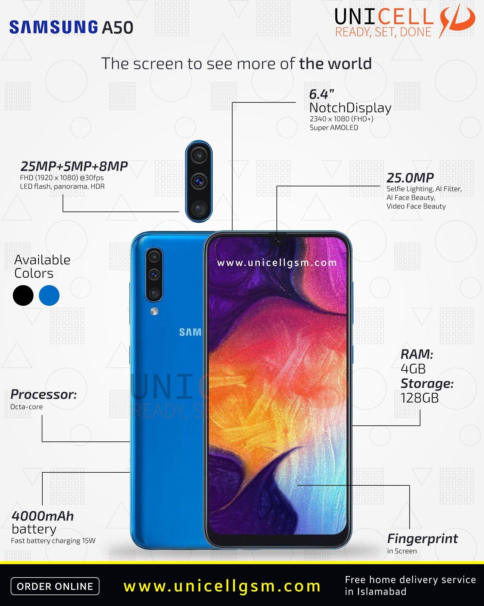 Samsung Galaxy A50 Samsung Galaxy Samsung Galaxy