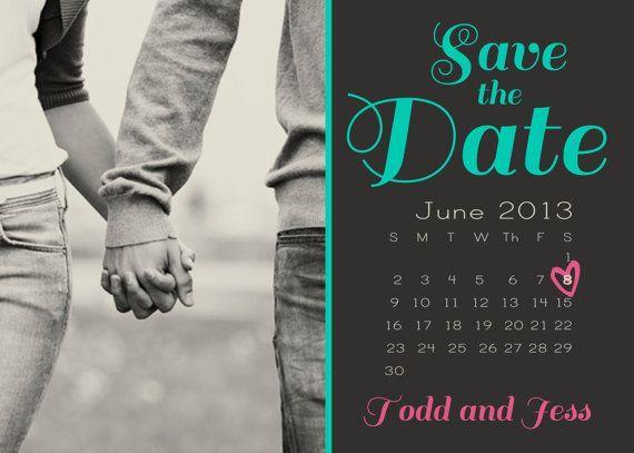 de boda civil un save the date muy original