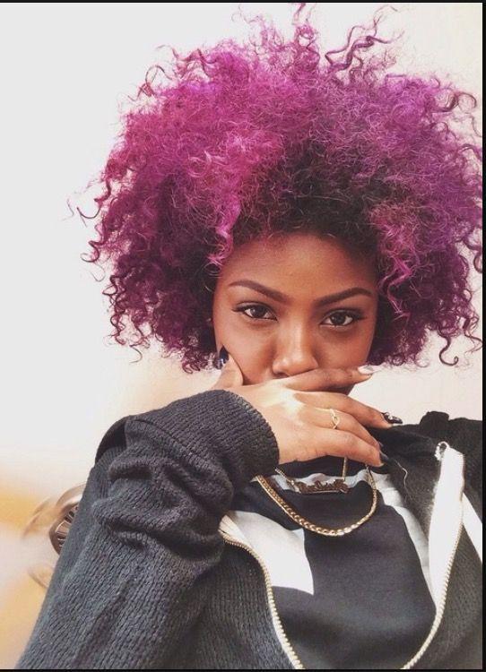 Mohicano para cabello afro