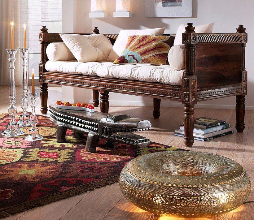 Ideas para una decoraci n rabe decoraci n rabe - Decoracion arabe interiores ...