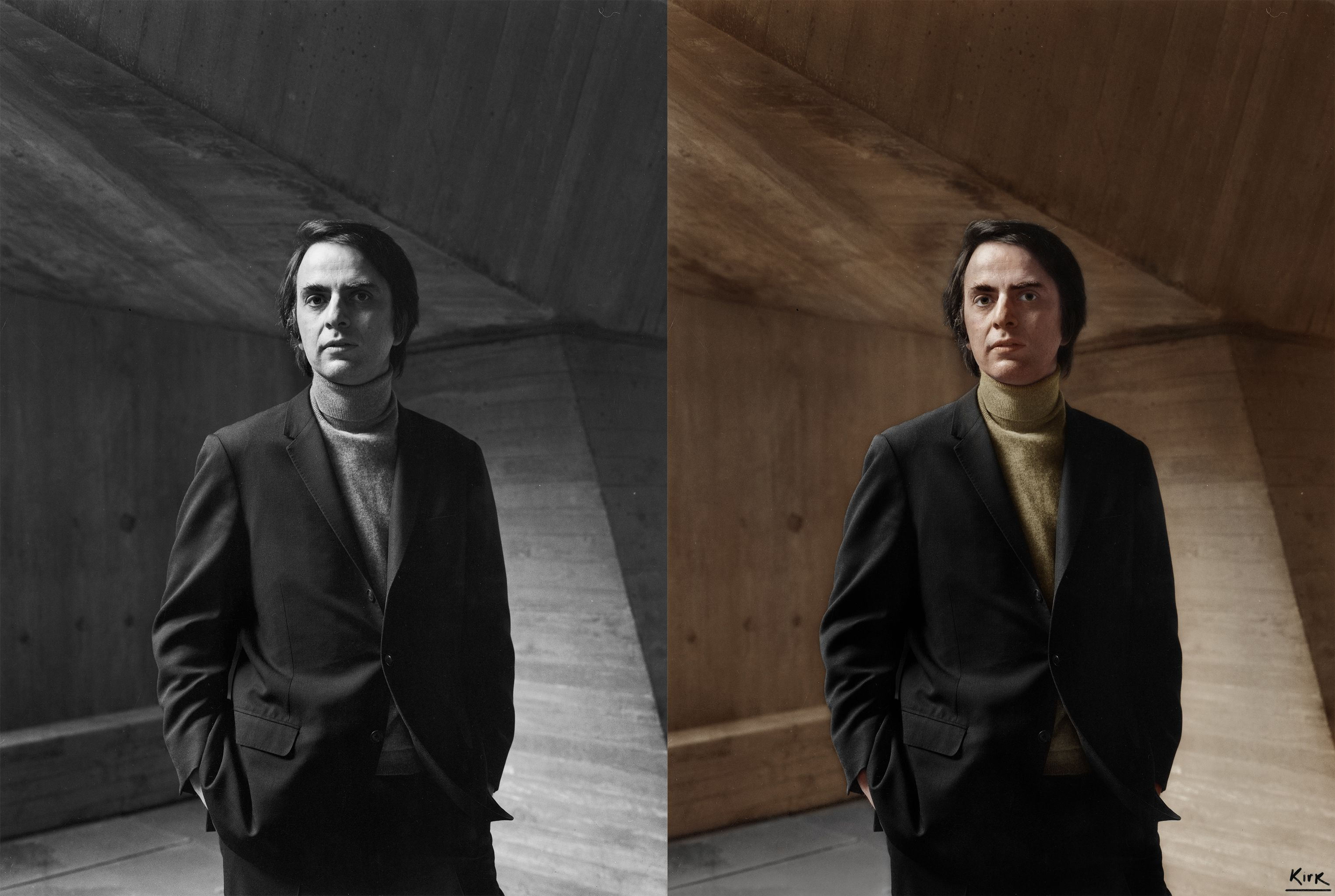 Hofer Badezimmerschrank ~ Carl sagan photograph by evelyn hofer time life pictures