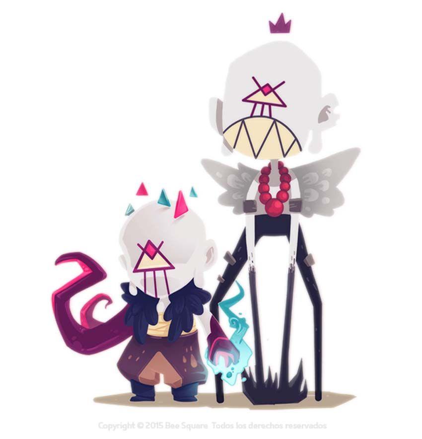 character design ideas - Leonescapers