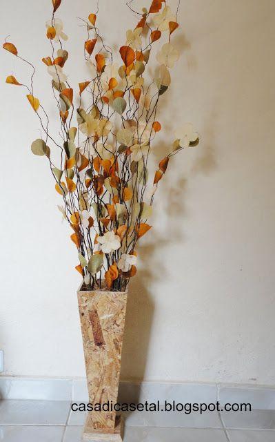 Arranjo Feito Por Mim Arranjos De Flores Secas Arranjos De