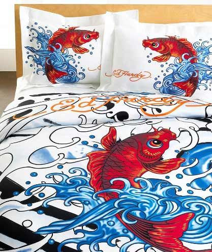 Ed Hardy Bedroom Decor And Accessories