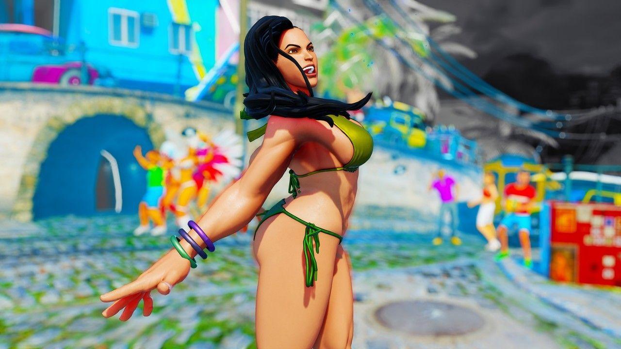 Laura - Street Fighter V | street fighter | Street fighter