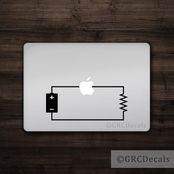 Circuit Mac Apple Logo Cover Laptop Vinyl Decal Sticker Etsy Laptop Vinyl Decal Apple Logo Macbook Vinyl Decals