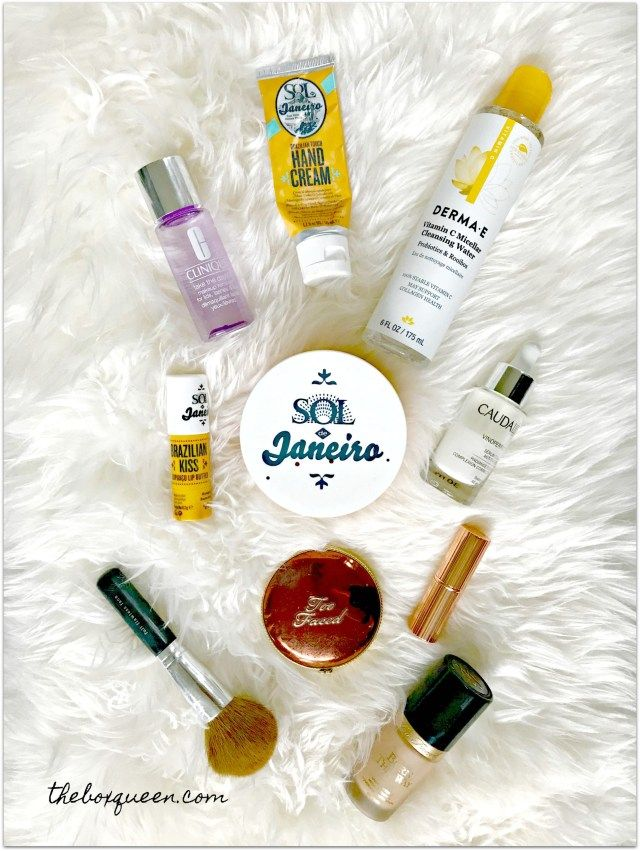 10 Beauty Products I Am Loving Right Now The Box Queen Beauty 10 Things Chocolate Gold