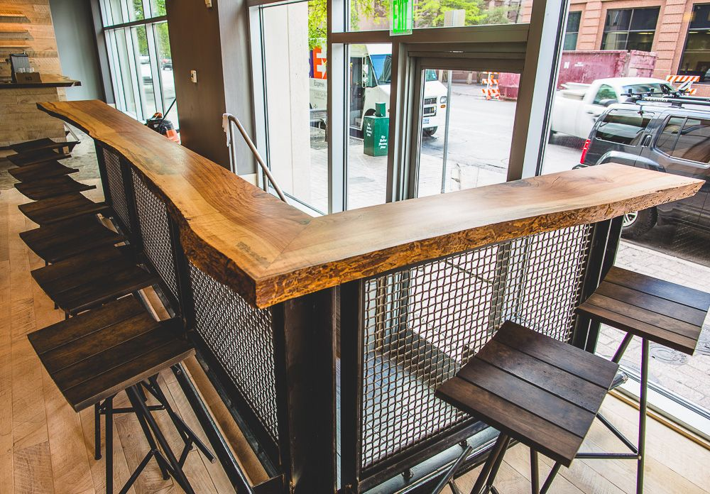 Superieur Restaurant Furniture | Trevor Thurow Furniture Design