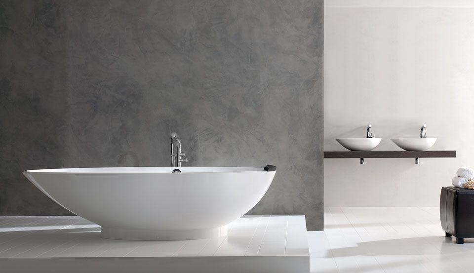 Victoria Albert Napoli Freestanding Bathtub With Its