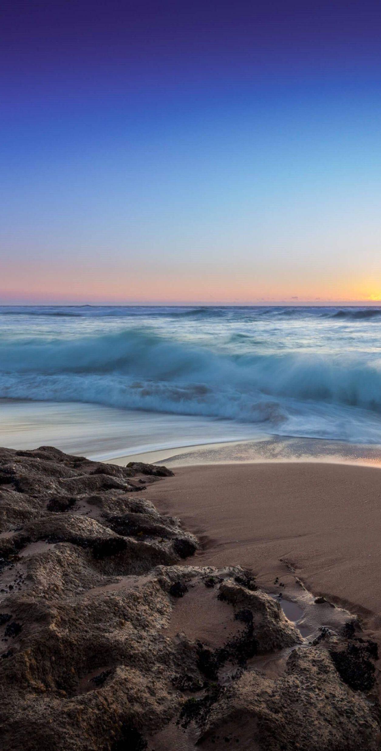 s8 wallpaper backgrounds nature aqua ocean beach