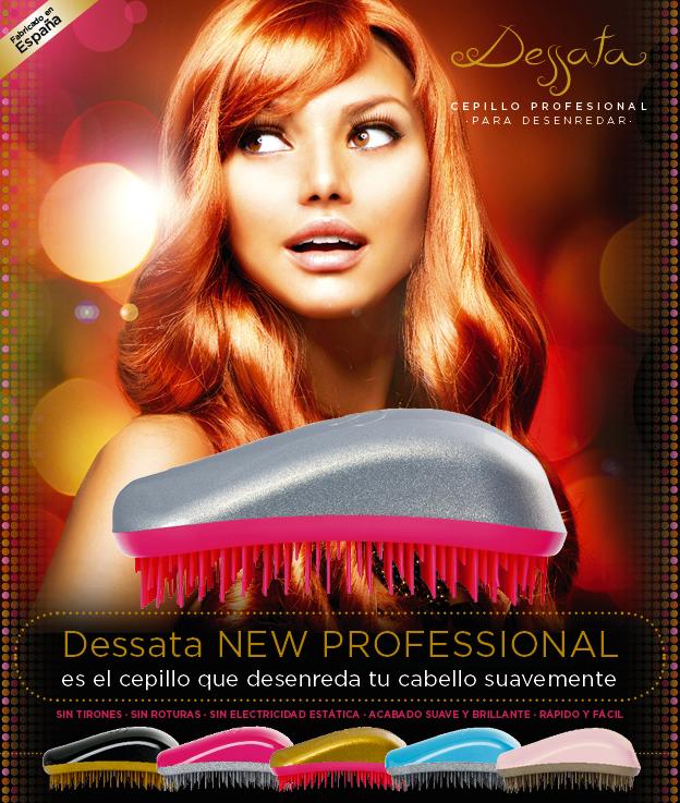 ¡A ponerse guapa para el finde con el Dessata New Professional! ;-) http://www.dessata.com