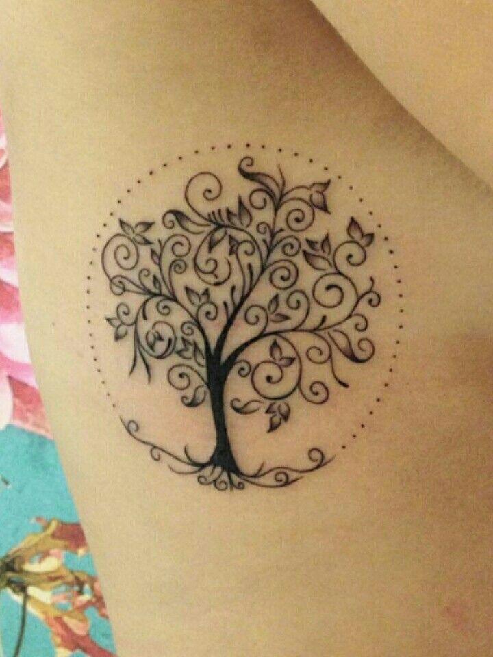 Feminine Unique Tree Of Life Tattoo : feminine, unique, tattoo, 1000+, Ideas, About, Tattoos, Pinterest, Tattoos,, Flower, Li…, Women, Small, Meaningful,, Tattoo, Designs